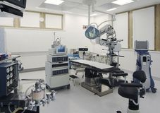 Operating room - Dental surgery Stock Photos