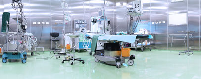 Operating room in the hospital Stock Images