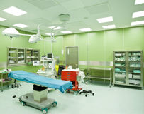 Operating room hospital nobody Stock Photo