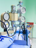 Operating room instruments Royalty Free Stock Photo