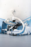 Operating room in medical hospital. stock photography