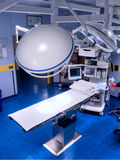 Operating room view from above Stock Photos