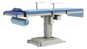 Operating table Royalty Free Stock Images