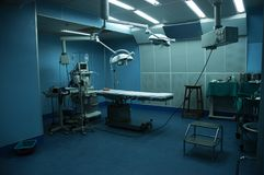 Operating theater in hospital Royalty Free Stock Image