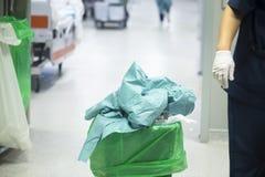 Free Operating Theater Surgery Trash Stock Image - 82791811