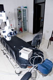 The operating theatre at the Nekemte Eye Clinic. Royalty Free Stock Image