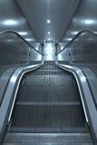 Operation of the escalator Royalty Free Stock Photos