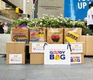 Operation Goody Bag Royalty Free Stock Photo