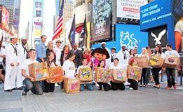 Operation Goody Bag Stock Photos