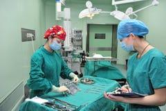 Operationräkna och inspelninginstrument Royaltyfria Bilder
