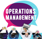 Operations Management Authority Director Leader Concept stock photo