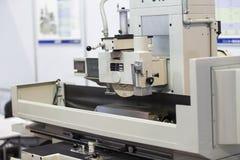 Operatora śrutowania powierzchnia foremki i kostka do gry części Obraz Stock