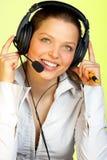 Operatore. Fotografia Stock Libera da Diritti