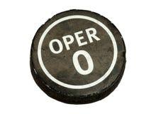 Operatore Fotografia Stock