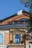 Opernhaus Bayreuth 2015 Lizenzfreies Stockbild
