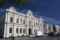Opernhaus in Oamaru-` s viktorianischem Bezirk, Neuseeland Stockfoto