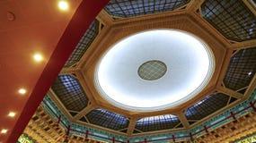 Opernhausdecke décor lizenzfreies stockbild