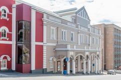 Opery i stajni Theatre w Port Elizabeth Zdjęcie Royalty Free