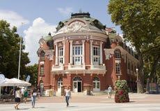 Opery theatre w Varna, Bułgaria fotografia royalty free