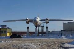 Opgelegde vliegtuigen Stock Afbeelding
