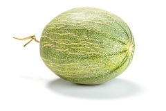 Opgeleverde meloen stock afbeeldingen