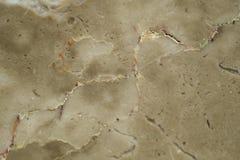Opgepoetst beige marmer Echte natuurlijke marmeren steentextuur en oppervlakteachtergrond stock foto