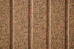 Opgepoetste granietoppervlakte Stock Foto's