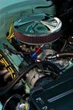 Opgepoetste Motor Stock Afbeeldingen