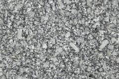 Opgepoetste zwart-witte graniettextuur royalty-vrije stock foto's