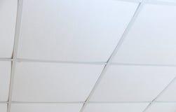 Opgeschorte plafonds Royalty-vrije Stock Foto's