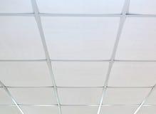 Opgeschorte plafonds Royalty-vrije Stock Afbeeldingen