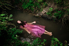 Ophelia Stock Photo