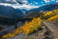 Ophir Pass Arkivfoto