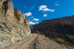 Ophir Pass Royalty Free Stock Photography