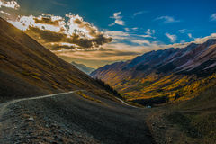 Ophir Pass Royalty Free Stock Images
