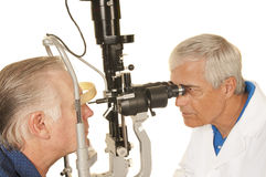 Ophtalmologiste photographie stock
