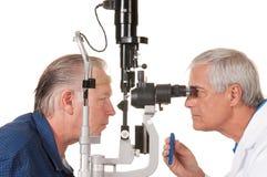 Ophtalmologiste photographie stock libre de droits