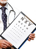 Ophthalmologist Stock Images