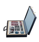 Ophthalmologist  box Royalty Free Stock Image