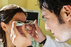 Ophthalmologist Stock Photos