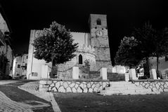 Opi, Abruzzo. An italian village. Opi, an award-winning Italian village among the most beautiful Stock Photos