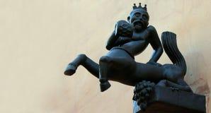 Opiły i homoseksualny centaur Obraz Stock