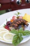Opieczenie homar Fotografia Royalty Free