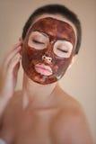 Opieka dla twarzy i ciała zdroju Obrazy Royalty Free