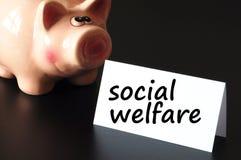 opieka społeczna Zdjęcia Stock
