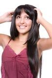 opieka włosy Fotografia Royalty Free