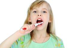 opieka zęby Fotografia Royalty Free