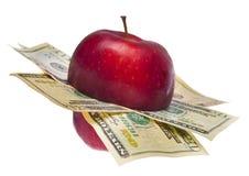 opieki kosztu edukaci zdrowie Fotografia Royalty Free