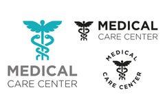 Opieki Medycznej centrum Ilustracji