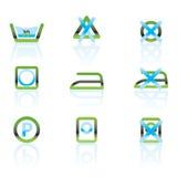 opieki pralni symbole ilustracja wektor